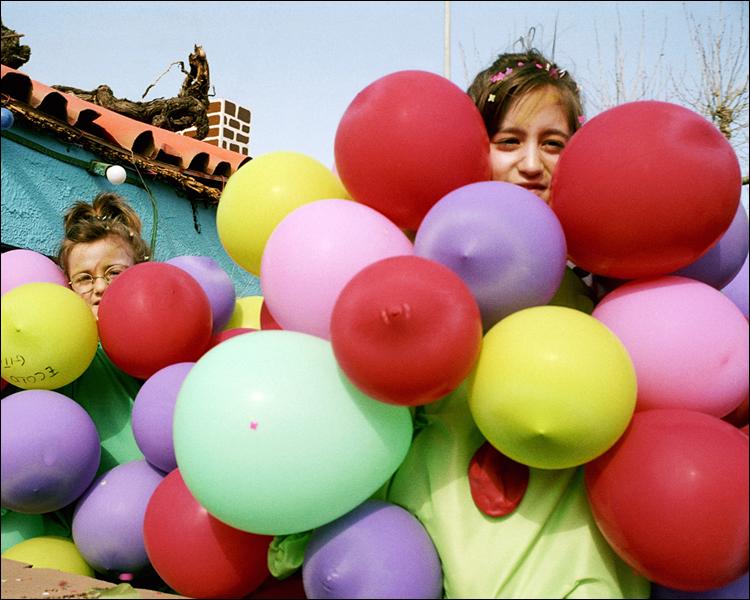 Färgrikt och fantasifull karneval i Banyuls